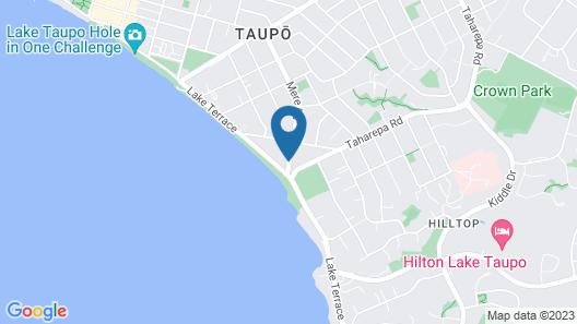 Baycrest Lodge Map