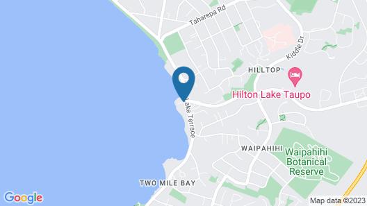 Waimahana Apartment 5 Map