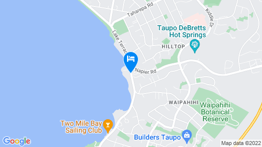 Phoenix Resort Map