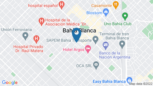Muniz Map