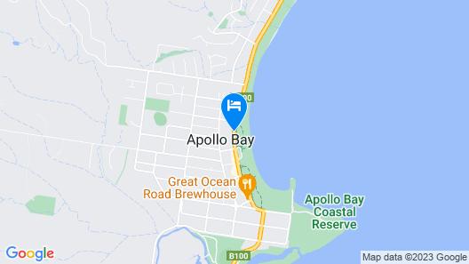 The Apollo Apartments Map
