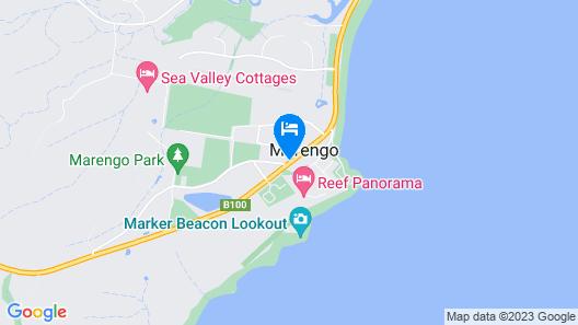 Motel Marengo Map