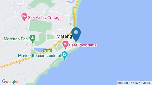 Marengo Holiday Park Map