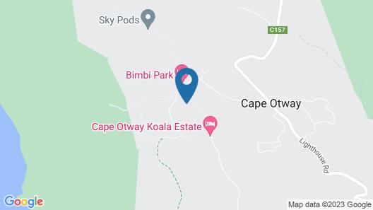 Bimbi Park - Camping Under Koala Map