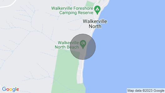 Wamoon Views - Amazing views of Wilson's Prom & Waratah Bay Map