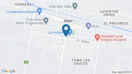 Sanpier Edificio Map