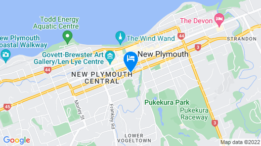 Nice Hotel Map