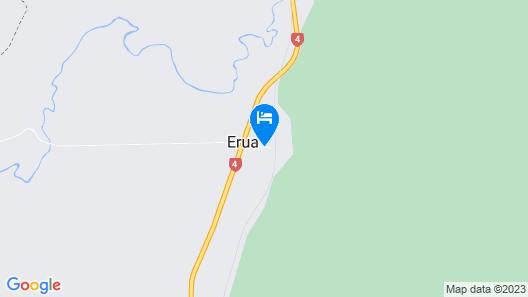 Tongariro Springs Boutique Suites Map