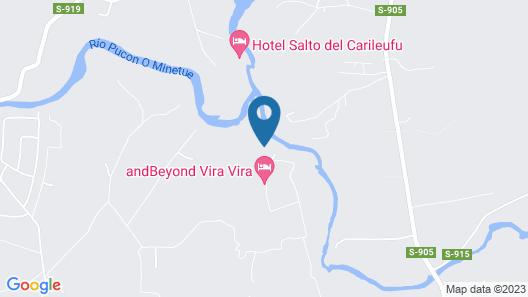 andBeyond Vira Vira Map