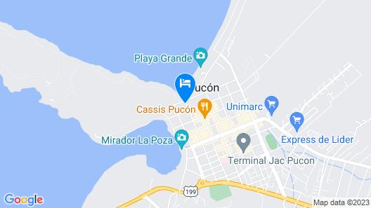 Hotel Casa Solaria Map