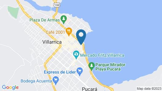 Hotel Terraza Suite Map