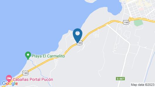 Hotel Antumalal Map