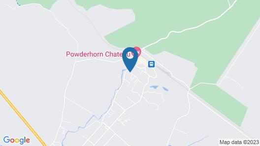 Ruapehu Mountain Motel & Lodge Map
