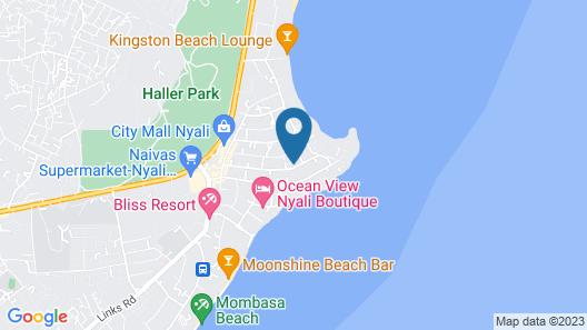 Nemadek Le Royal Map