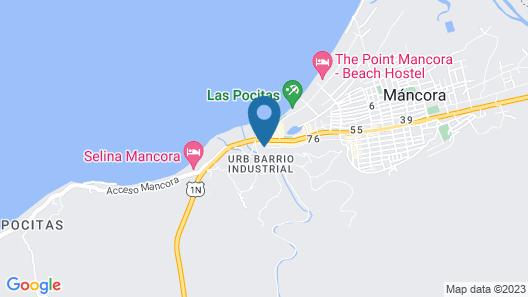 Terral Mancora Map