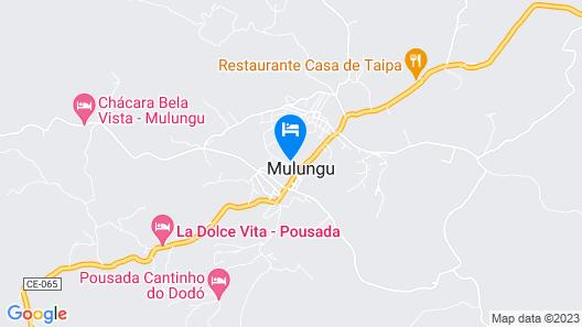 Saira Recanto de Serra Map