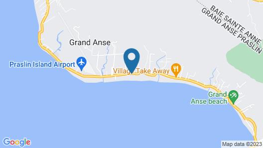 Villas De Mer Map