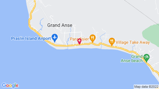 Ocean Jewels Resort Map