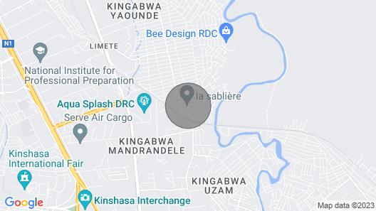 Bcbg Kinshasa Apartment Map