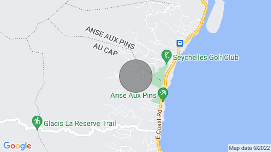 Anum Cara Guesthouse With Both Mountain View and Sea View Map