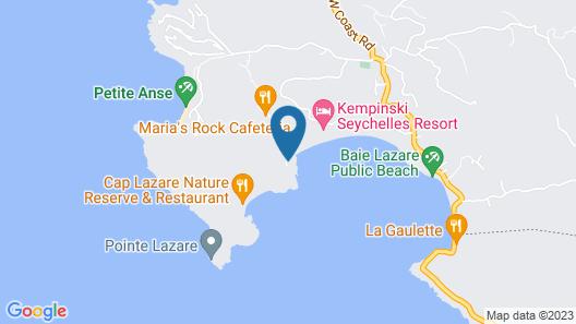 The Plantation Club Resort & Casino Map