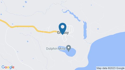 King Island Holiday Village Map