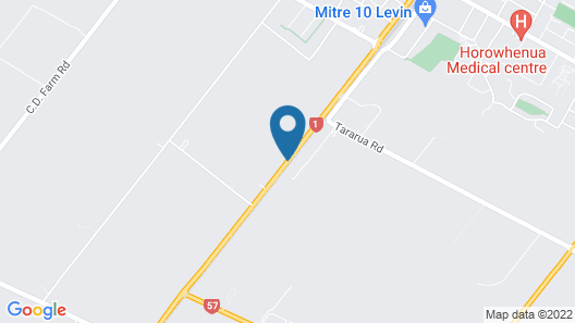 Travelodge Motel Map