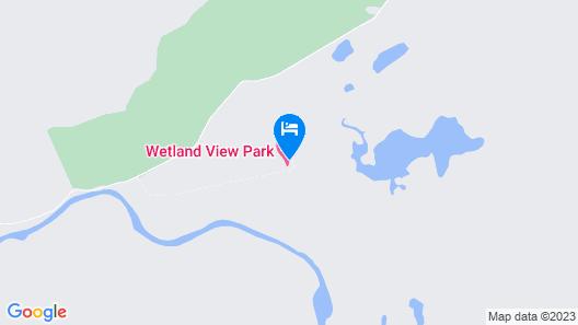 Wetland View Park Map