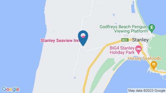 Stanley Seaview Inn Map