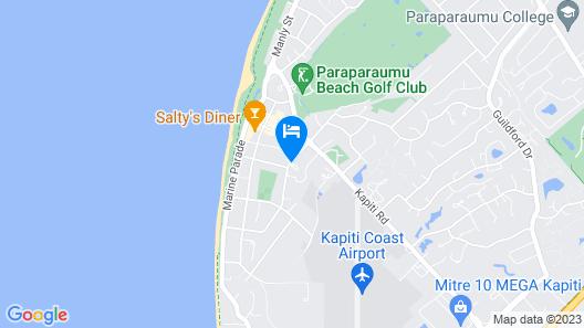 Ocean Motel Map
