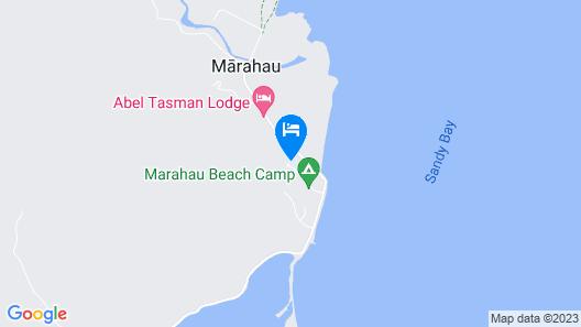 Abel Tasman Marahau Map
