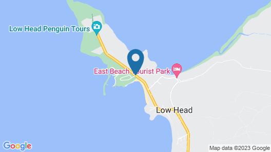 Low Head Pilot Station Map