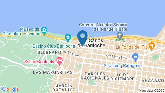 Hampton by Hilton Bariloche Map