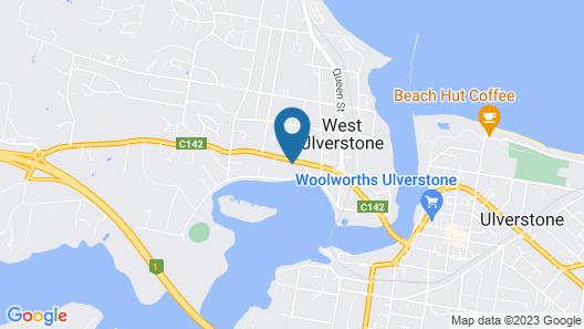 Boscobel of Tasmania Map