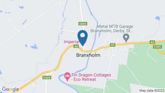 Branxholm Imperial Hotel Map