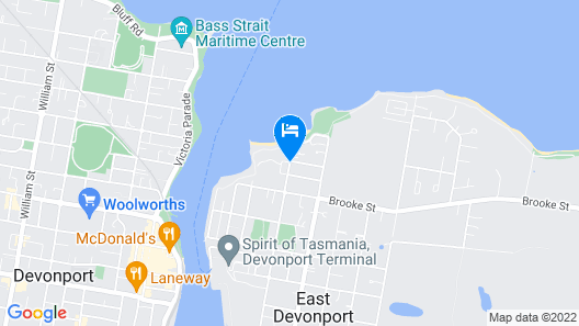Abel Tasman Caravan Park Map