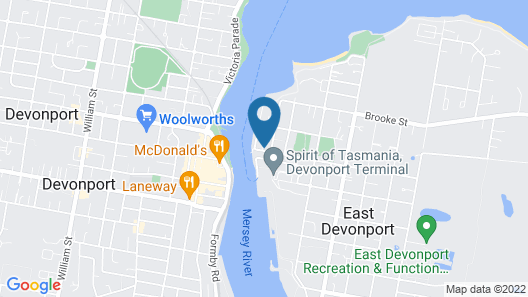 Tiny Tom Map