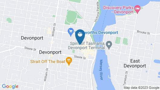 Gateway Hotel by Nightcap Plus Map