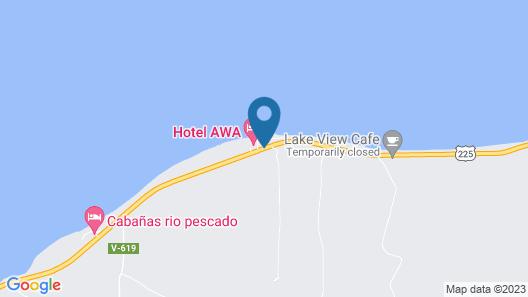 Hotel AWA Map