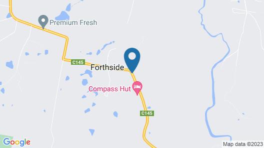 Compass Hut Map