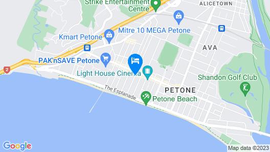 Quest Petone Map