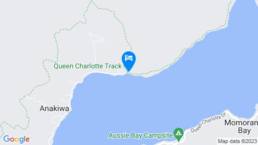 Anakiwa 401 Map
