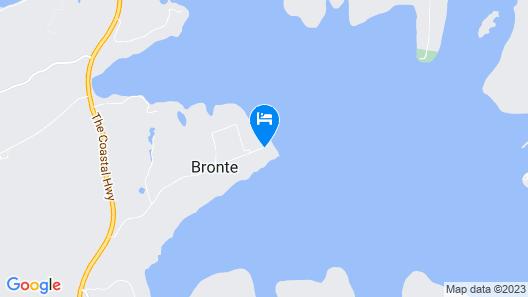 Te Koi The Lodge at Bronte Map