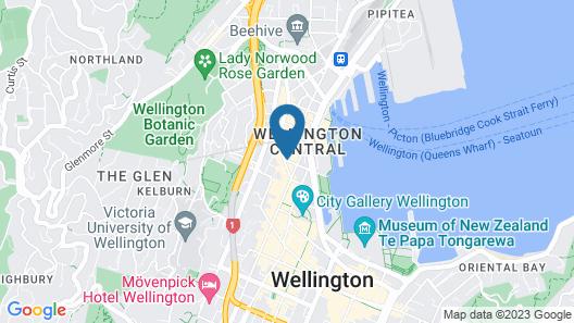 Quest Wellington Map