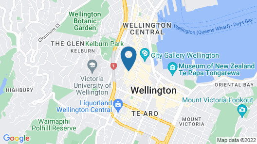 Willis Village Map