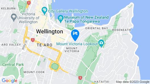 Apollo Lodge Motel Map