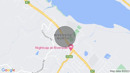 Hidden gem With Hill Views & River View Map