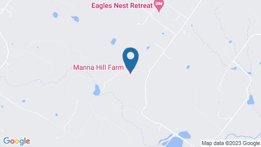Manna Hill Farm Map