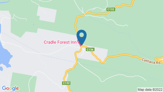 Cradle Forest Inn Map