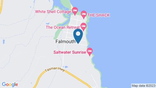 Saltwater Sunrise Map